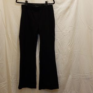 Theory elastic waist work pants